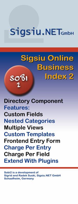 Sobi2 Component