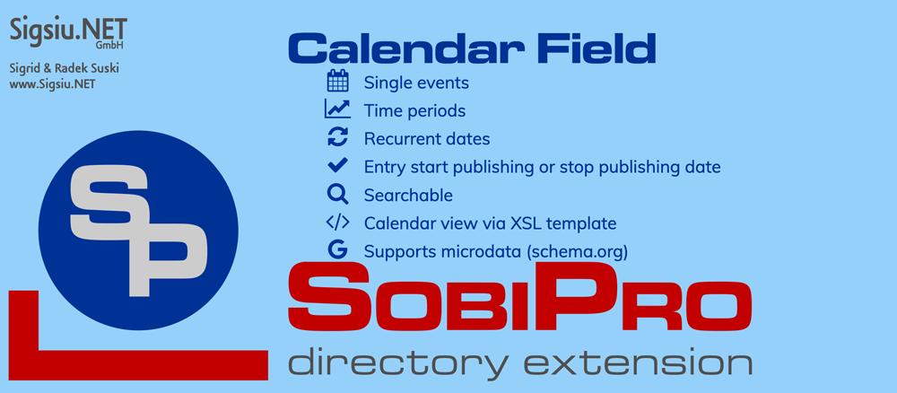 The Calendar Field