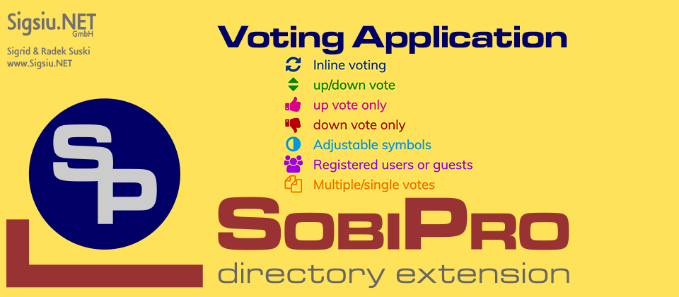The Voting Application