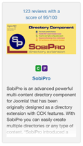 Find SobiPro (it is the first free directory component in the list) screenshot