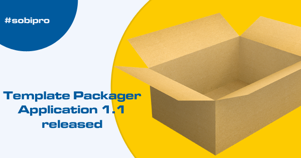 Template Packager updated