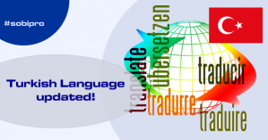 Turkish language package updated