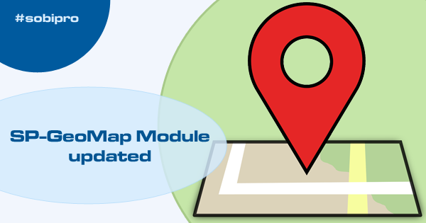 Update for SP-GeoMap Module available