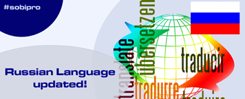 Russian language package updated