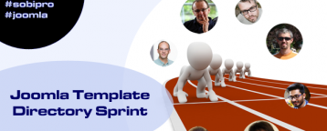 Joomla Template Directory sprint this weekend