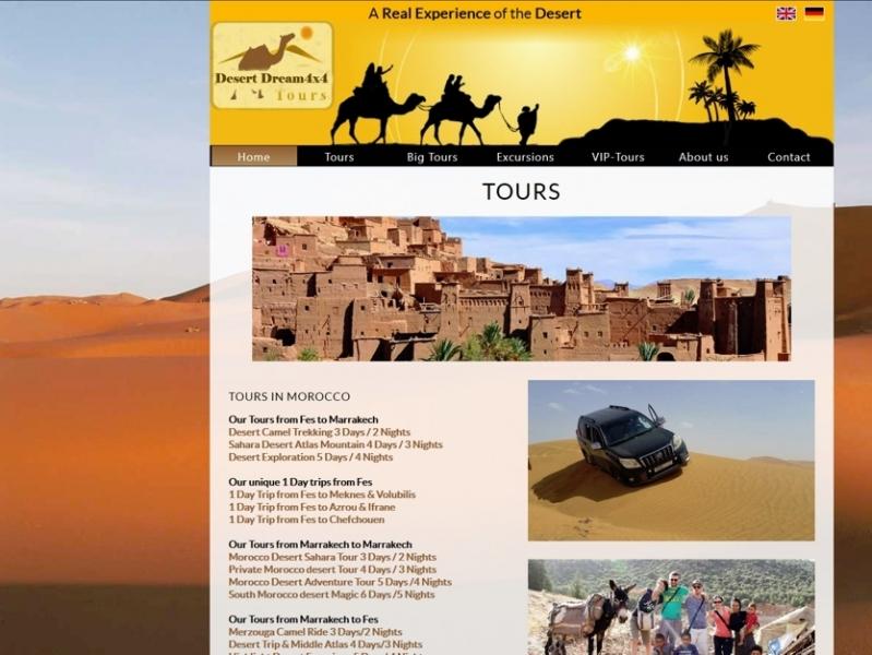 SobiPro Showcase: Desert Dream 4X4